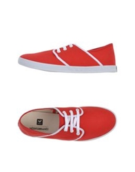 Veja Low Tops And Trainers Red