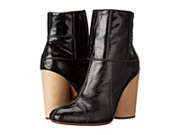 Derek Lam Emery Black Antique Shiny Kid Women's Boots