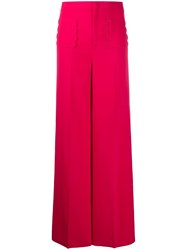 Red Valentino Redvalentino High Waisted Trousers 60