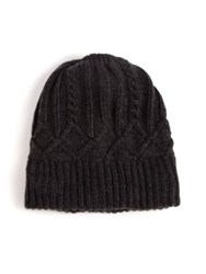 1 Voice Cable Knit Bluetooth Beanie Hat