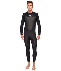 Rip Curl Omega 3 2 Fl Stmr Black Men's Wetsuits One Piece