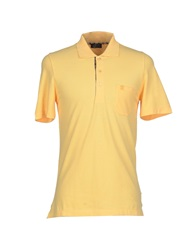 Daks London Polo Shirts Yellow