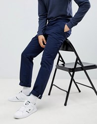 Lacoste Chino Trousers Navy