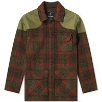 Nigel Cabourn Mallory Hunting Jacket Green
