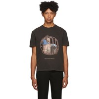 Telfar Black Hot Tub Country T Shirt