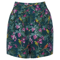 Oasis Rainforest Print Shorts Multi