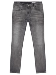 Selected Homme Mario Slim Jeans Grey