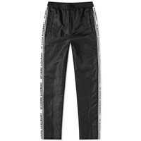 Opening Ceremony Taped Warm Up Pant Black