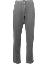 Massimo Alba 'Liza' Trousers Grey