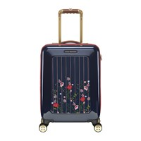 Ted Baker Hedgerow Suitcase Navy Blue