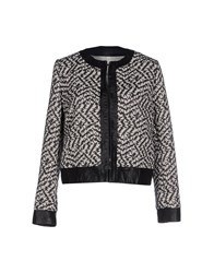 Ottod'ame Suits And Jackets Blazers Women Black