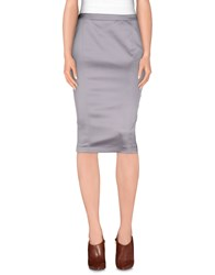 Guess By Marciano Skirts 3 4 Length Skirts Women Lilac