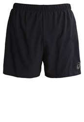 Asics Race Sports Shorts Performance Black