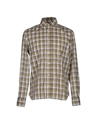 9.2 By Carlo Chionna Shirts Military Green