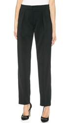 Iro Cameo Slouchy Trousers Black