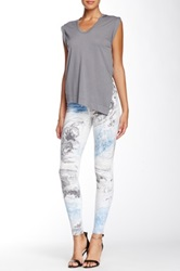 Cj By Cookie Johnson Marbel Joy Legging Blue