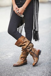 A.S.98 Ravyn Over The Knee Boot