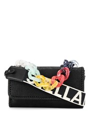 Stella Mccartney Logo Rainbow Chain Bag 60