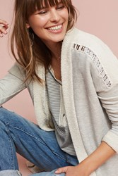 Anthropologie Anderson Terry Cardigan Neutral