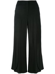 Dorothee Schumacher Cropped Pants Black