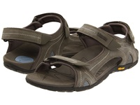 Vionic With Orthaheel Technology Boyes Taupe Men's Sandals