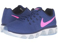 Nike Air Max Tailwind 8 Deep Royal Blue Pink Blast Racer Blue Black Women's Running Shoes