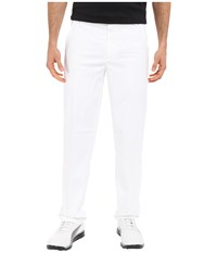 Puma Golf Tech Style Pant '16 Bright White Men's Casual Pants