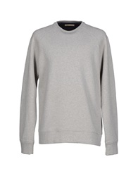 Dondup Sweatshirts Light Grey