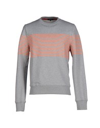 Surface To Air Topwear Sweatshirts Men Dark Blue