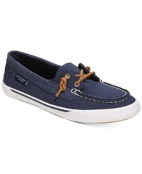 Sperry Women's Quest Rhythm Boat Shoes Women's Shoes Navy