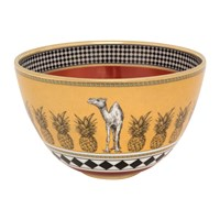Richard Ginori 1735 Totem Camel Bowl