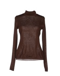 Bellwood Long Sleeve Sweaters Cocoa