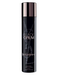 Yves Saint Laurent Black Opium Body And Hair Dry Oil No Color