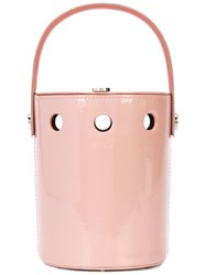 Perrin Paris Le Mini Seau Bucket Bag Pink