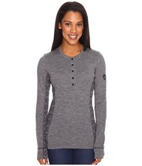 Dale Of Norway Viking Basic Sweater Smoke Women's Sweater Gray