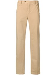 Hackett Slim Fit Chinos Neutrals