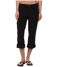 The North Face Almatta Roll Up Pant Tnf Black Women's Casual Pants