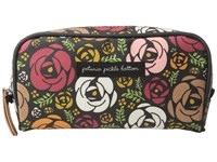 Petunia Pickle Bottom Glazed Powder Room Case Gardens Of Gillingham Cosmetic Case Multi