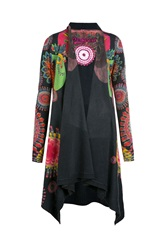 Desigual Tricot Devorah Cardigan Multi Coloured