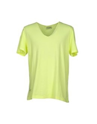 Fred Mello T Shirts Light Green