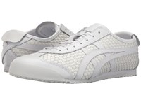 Onitsuka Tiger By Asics Mexico 66 White White Lace Up Casual Shoes