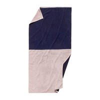 Hay Compose Towel Navy Blue
