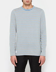 Native Youth Camber T Oatmeal Blue