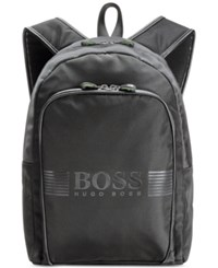 Hugo Boss Men's Backpack Black
