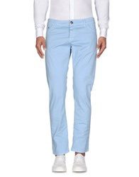 Basicon Casual Pants Sky Blue