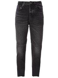 Golden Goose Deluxe Brand Cropped Jeans Black