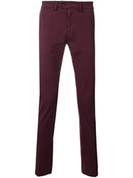 Department 5 Basic Chinos Red