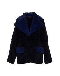 American Retro Coats And Jackets Fur Outerwear Women