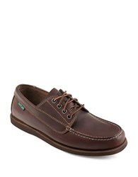 Eastland Falmouth Leather Loafers Brown
