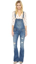 True Religion Karlie Overalls Vintage True Religion